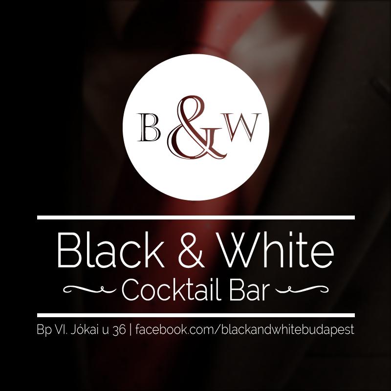 Black & White Bar Profil kép