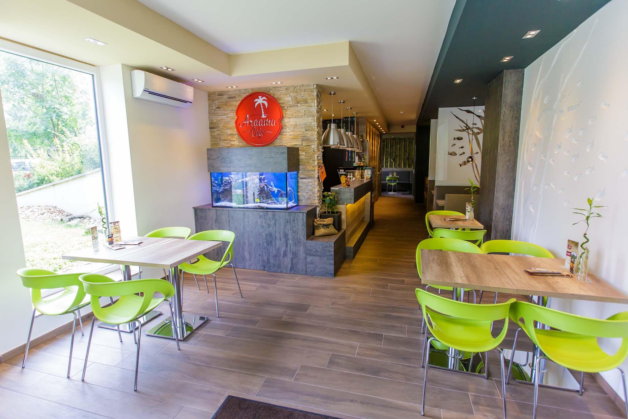 Araamu Cafe Profil kép