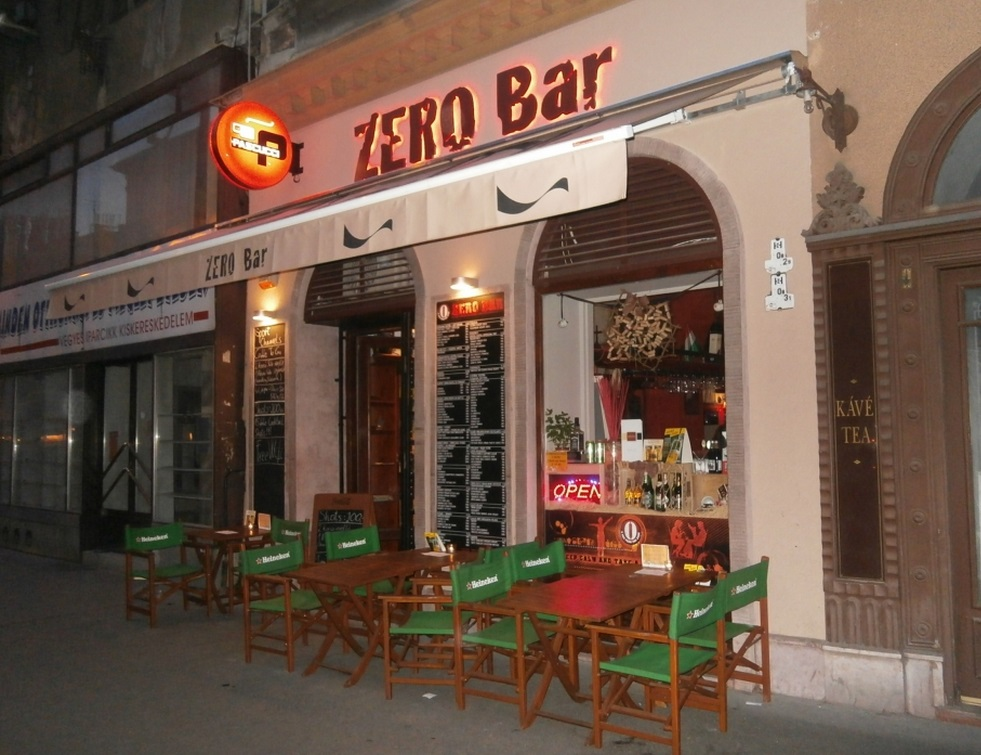 Zero Bar Profil kép