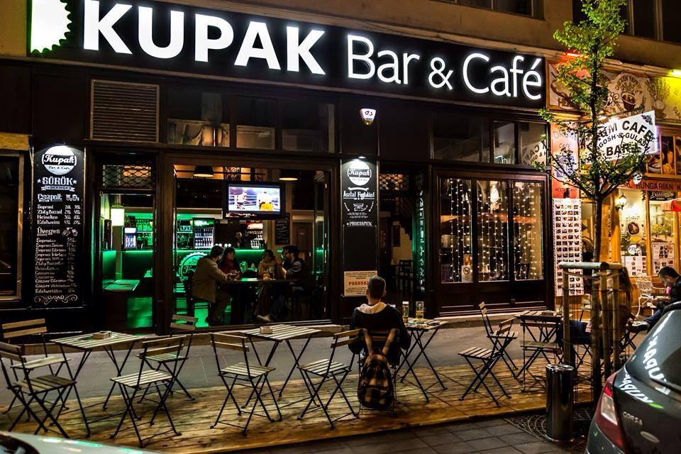 Kupak Bar & Café Profil kép