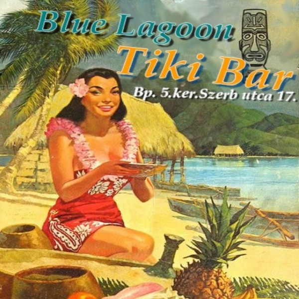 Blue Lagoon Tiki Bar Profil kép