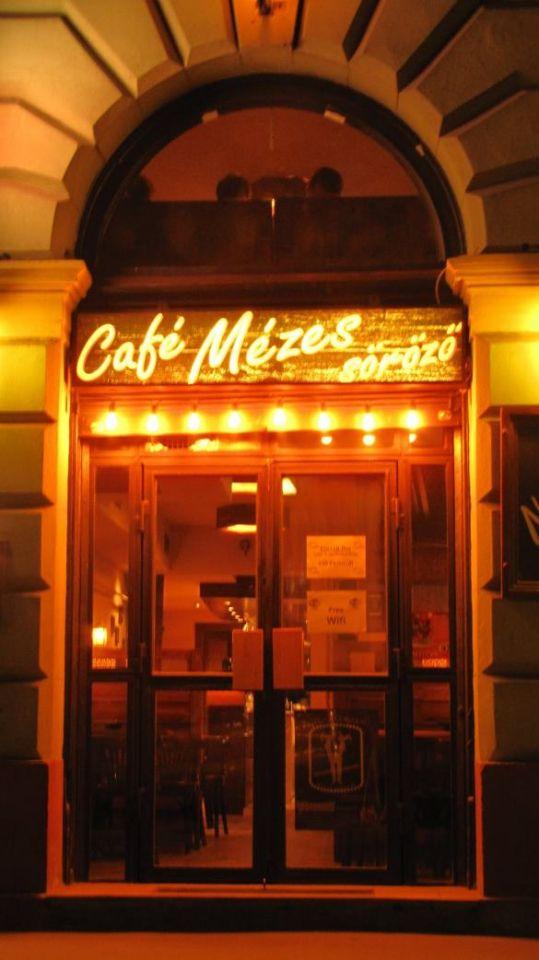 Cafe Mézes Söröző Profil kép
